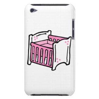 pink crib barely there iPod case