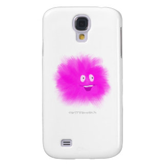 Pink Critter 1 Galaxy S4 Covers