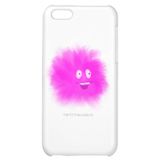 Pink Critter 1 Case For iPhone 5C
