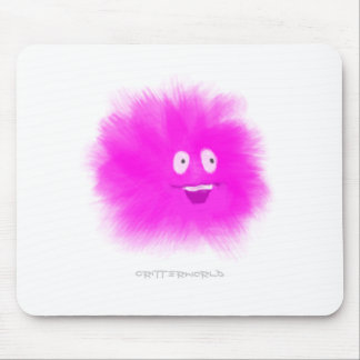 Pink Critter 1 Mouse Pad