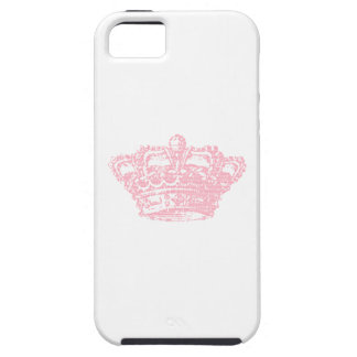 Pink Crown iPhone SE/5/5s Case