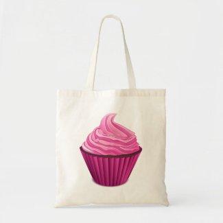 Pink Cupcake Bag