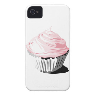 Pink cupcake Blackberry Bold case