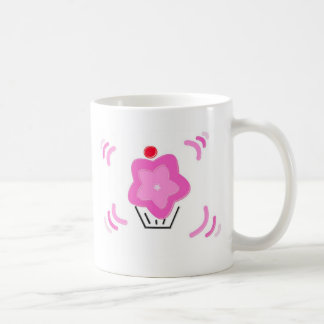 Pink Cupcake Coffee Mug