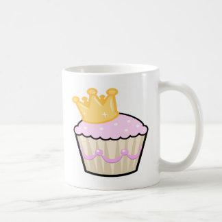 Pink cupcake mugs