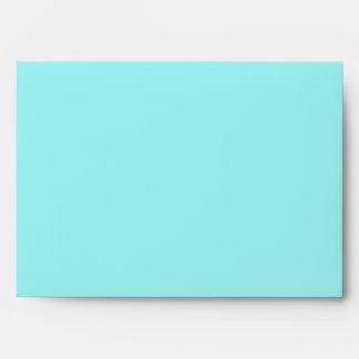 Pink Cupcakes envelope blue