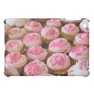 Pink Cupcakes iPad Mini Covers