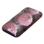 Pink cupcakes iPhone case 3gs Tough iPhone 3 Case