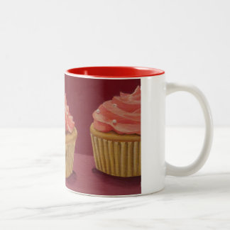Pink Cupcakes Mug