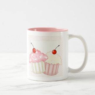 Pink Cupcakes Mugs