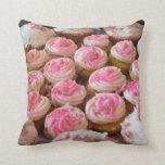 Pink Cupcakes Pillows