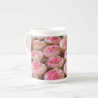 Pink Cupcakes Tea Cup