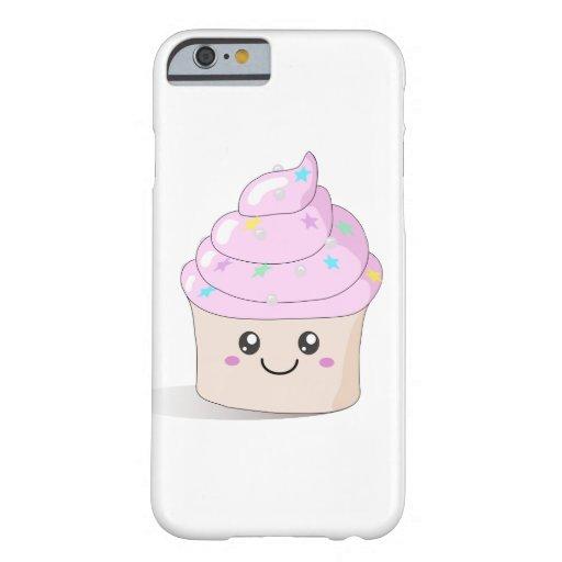 Pink Cute Cupcake iPhone 6 Case