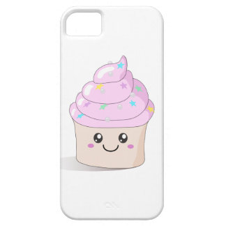Pink Cute Cupcake iPhone SE/5/5s Case
