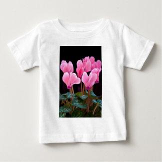 Pink Cyclamen Baby T-Shirt