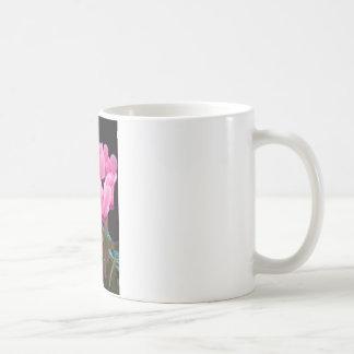 Pink Cyclamen Coffee Mug