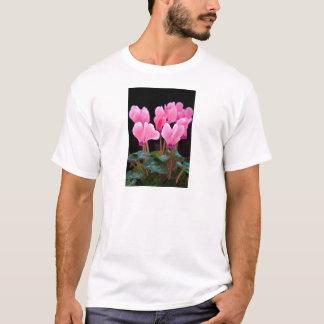 Pink Cyclamen T-Shirt