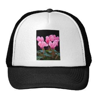 Pink Cyclamen Trucker Hat