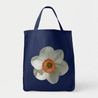 Pink Daffodil Beautiful Spring Flower Tote Bag