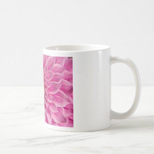 Pink Dahlia Close Up Mug