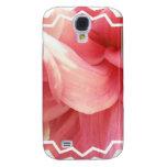 Pink Dahlia iPhone 3G Case Samsung Galaxy S4 Case