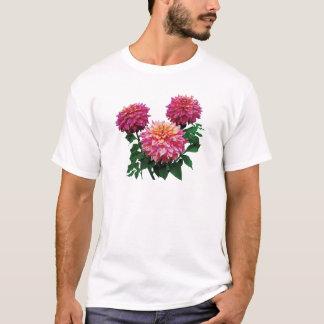 Pink Dahlias Kidds Climax Men's T-Shirt