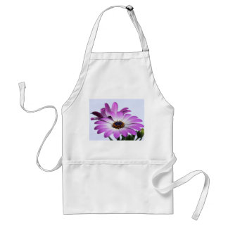 Pink daisies - apron