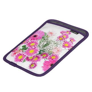 Pink Daisies Flower Arrangement iPad Mini Sleeves