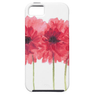 pink daisies flowers iPhone 5 cover