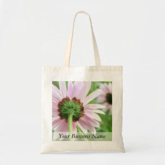 Pink Daisies - Front and Back Tote Bag
