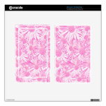 Pink Daisies Kindle Fire Skin