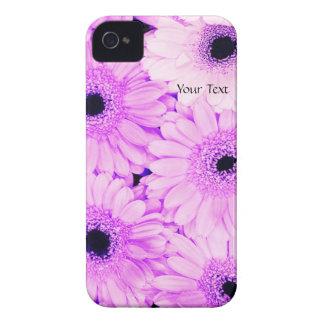 Pink Daisy Blackberry Case