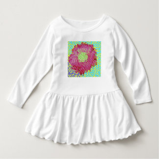 pink daisy bubbles shirt