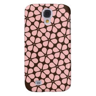 Pink Daisy Design Galaxy S4 Cover