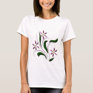 Pink Daisy Flower T-Shirt