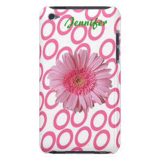 Pink Daisy iPod Touch Case