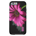 Pink Daisy Personalized iPhone 6 case
