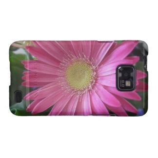 Pink Daisy Princess Samsung Galaxy S2 Cases