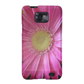 Pink Daisy Princess Samsung Galaxy S2 Covers