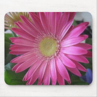 Pink Daisy Princess Mouse Pad