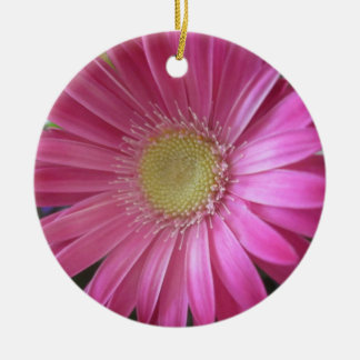 Pink Daisy Princess Ornament