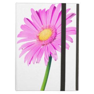 Pink Daisy Template - Customized iPad Folio Case