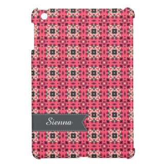 pink damask case for the iPad mini