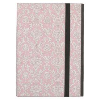 Pink Damask iPad Case