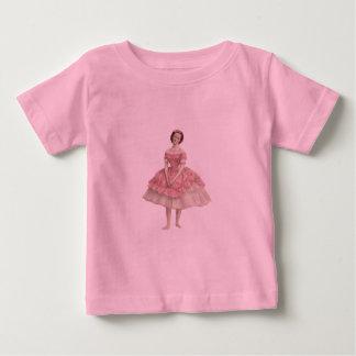 pink dancer baby T-Shirt