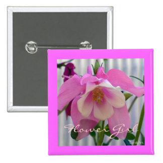 Pink Dancer Pins