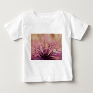 Pink Dandelion Fluff Gifts Baby T-Shirt