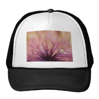 Pink Dandelion Fluff Gifts Mesh Hat