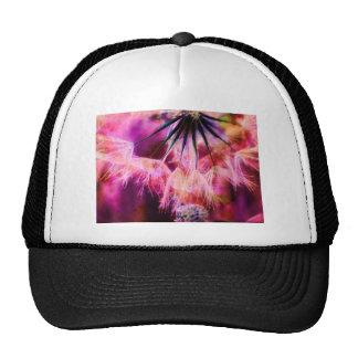 Pink Dandelion Fluff Gifts Hats