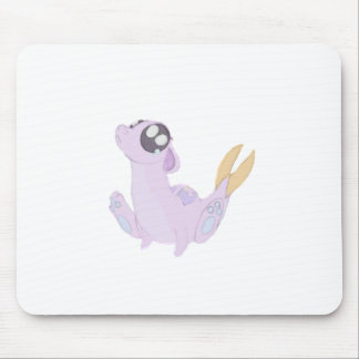 Pink Dawgon Mouse Pad